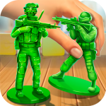 Download Plastic Soldiers War – Military Toys Attack 1.0.0 APK MOD, Plastic Soldiers War – Military Toys Attack Cheat