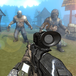 Free Download Dead Target Army Zombie Shooting Games: FPS Sniper MOD APK Cheat