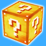Free Download Maps Lucky Block for MCPE MOD APK Cheat