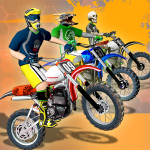 Download Dirt Bike Cop Race Free Flip Motocross Racing Game 12 MOD APK, Dirt Bike Cop Race Free Flip Motocross Racing Game Cheat