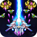 Free Download Space Invasion: Alien Shooter War MOD APK Cheat