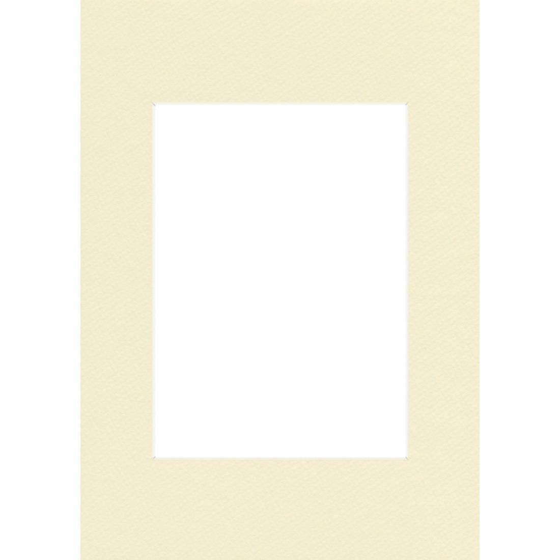 00063260 Hama Premium Passepartout Elfenbein 50 X 70 Cm
