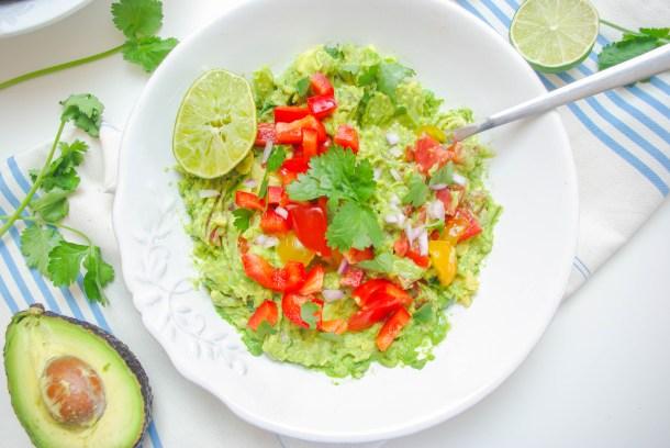 Die beste Guacamole
