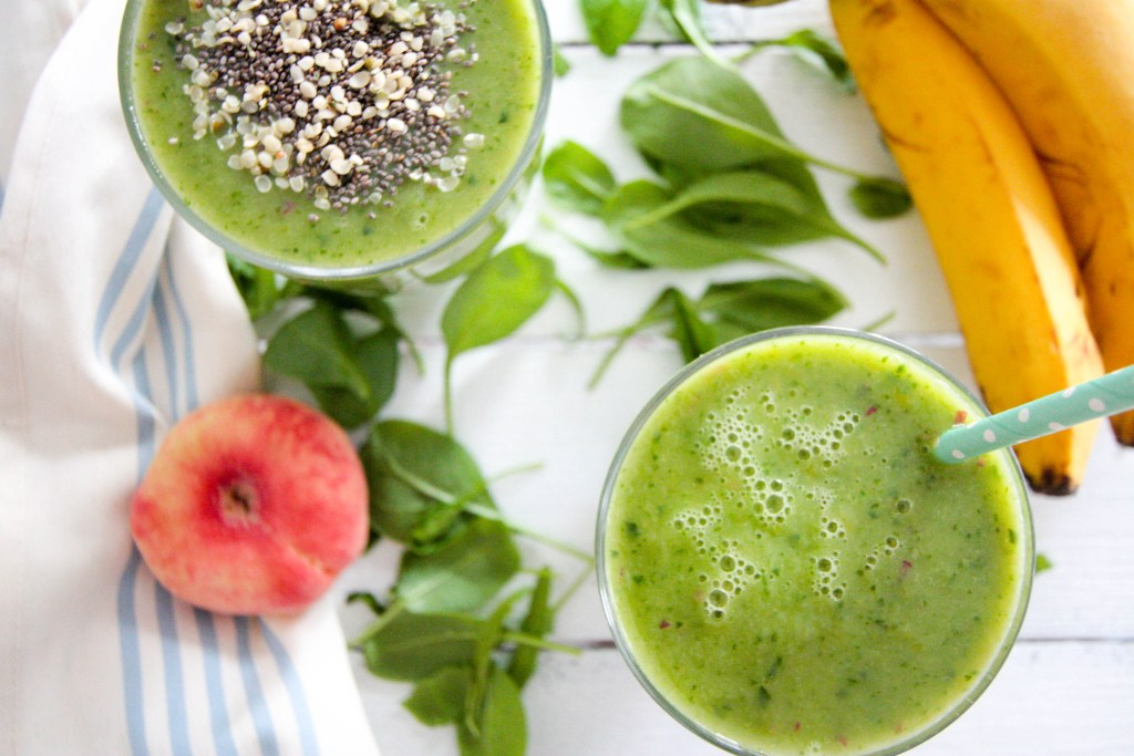 Grüner Superfood Smoothie