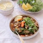 Ich hab mich lieb-Eintopf mit Beluga-Linsen - rein pflanzlich, vegan, glutenfrei, ohne raffinierten Zucker - de.heavenlynnhealthy.com