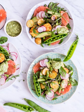 Gesunde Frühlingsrezepte, die ihr jetzt kochen oder backen müsst