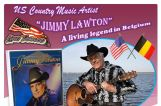 Jimmy Lawton, onze eigen Belgische Cowboy