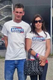 Mach1 T-Shirt 2012