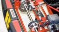 Mach1 RT2 Evo mit Zahnriemenantrieb und innenbelüfteter Scheibenbremse (mechanisch oder hydraulisch wahlweise)