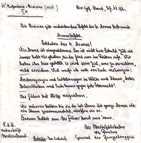 Datei:Paulus Befehl vom 27.11.1942.jpg