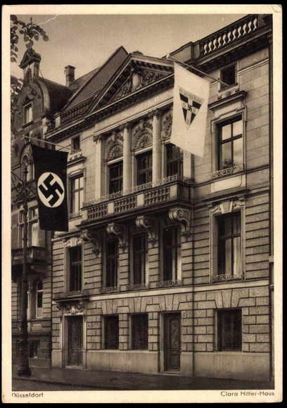 Datei:Erstes NS-Wohlfahrtshaus Deutschlands - Clara-Hitler-Haus-Düsseldorf.jpg