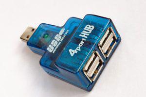 USB-Y-Kabel