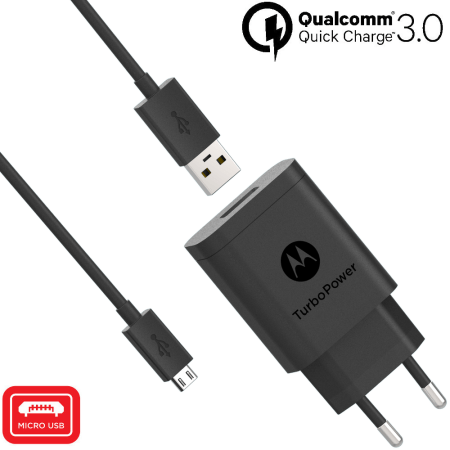 TurboPower 18W Wall Charger micro USB