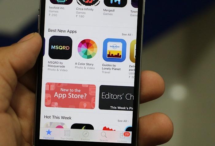 Datenlecks entdeckt App Store