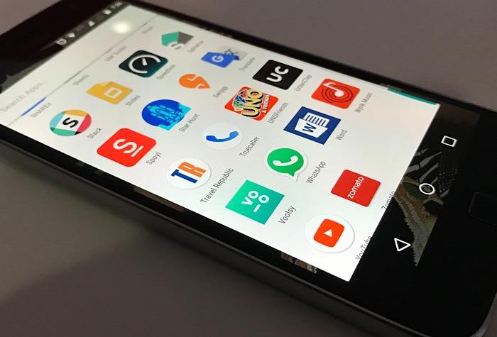 Datenlecks entdeckt Android