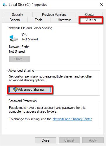 Windows-Verbindung6
