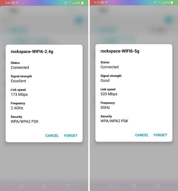 Rock Space Ax1800 Wi-Fi 6 Router Bewertung nach dem Aus