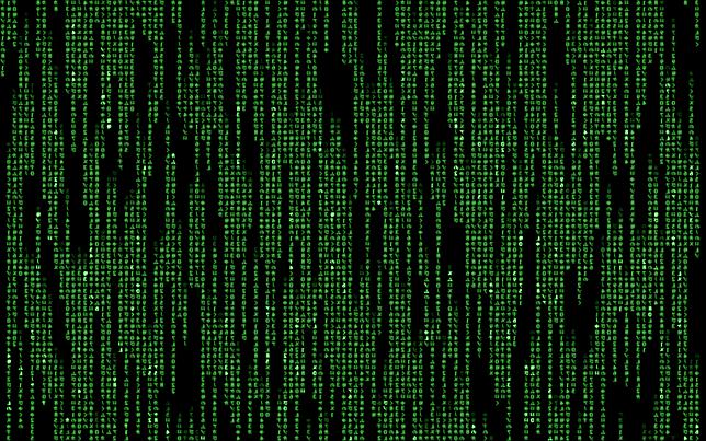 Fantastische Windows 10-Bildschirmschoner Eine andere Matrix