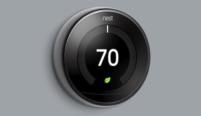 Smart Home Nest Thermostat einrichten