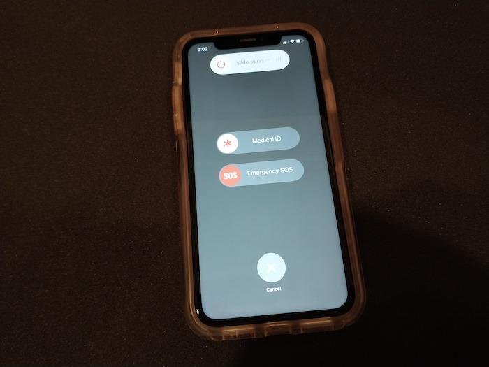 So schalten Sie das Iphone aus Iphone Swipe aus