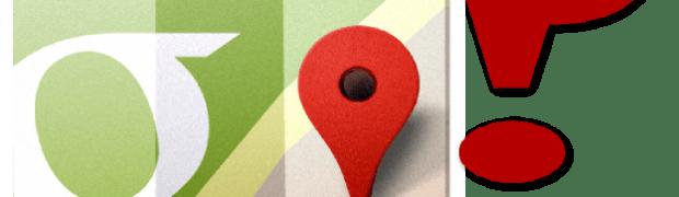 Quattro motivi per cui una P.A. deve riflettere nell'uso di Google Maps