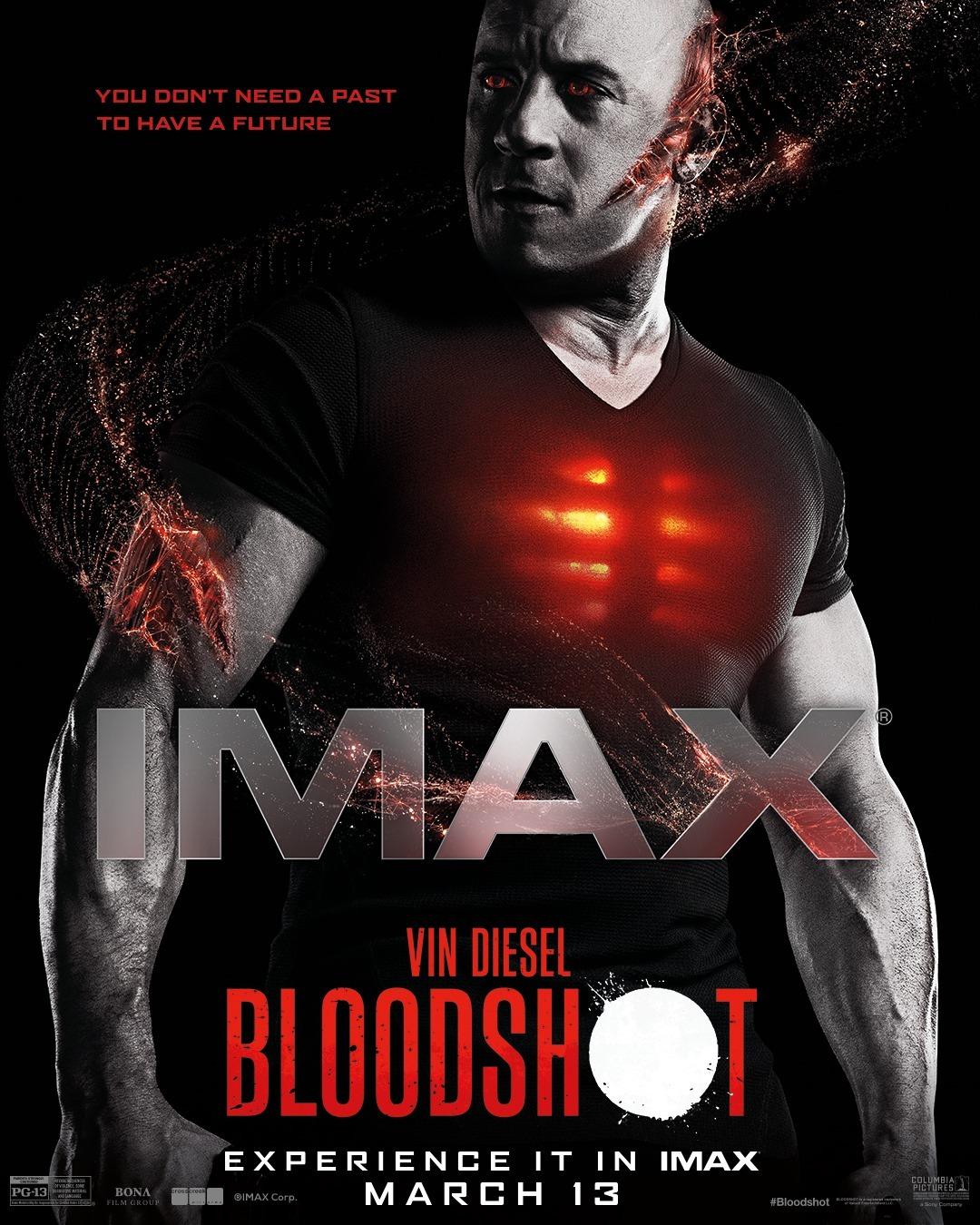 poster zum bloodshot bild 13 auf 34