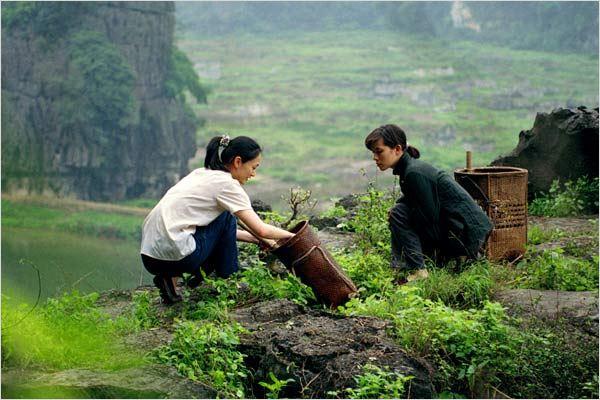 Filmszene aus 'Die Töchter des chinesischen Gärtners'; Quelle: Filmstarts.de