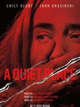Bildergebnis für A quiet Place filmplakat