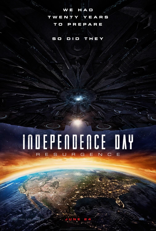 Poster Zum Independence Day 2 Wiederkehr Bild 2