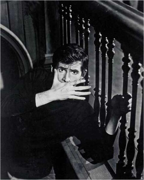 Anthony Perkins in 'Psycho'. Quelle: filmstarts.de