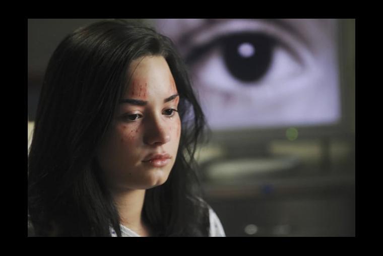 Demi Lovato , greys anatomy
