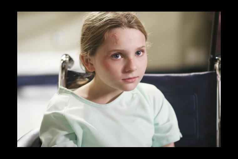 Abigail Breslin, greys anatomy