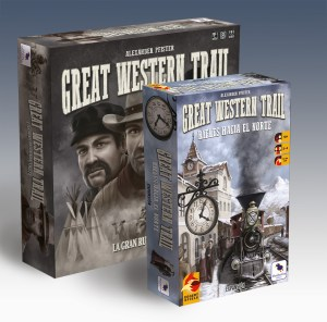 Great Western Trail Y expasion