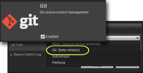 git (Beta Version)