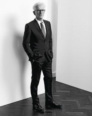 Inspiration van de Bijenkorf met Hans Kemmink als karaktermodel.
