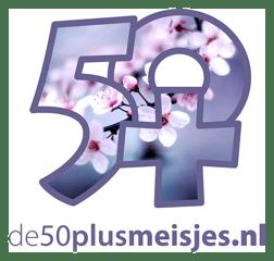 nieuw logo voor de50plusmeisjes