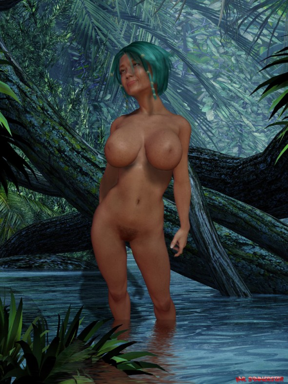 Jungle Girl