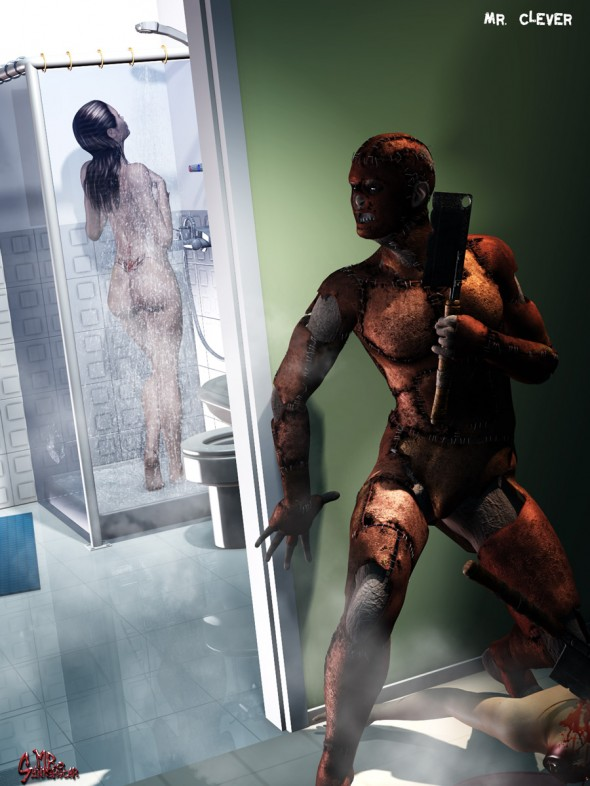 Shower Slasher
