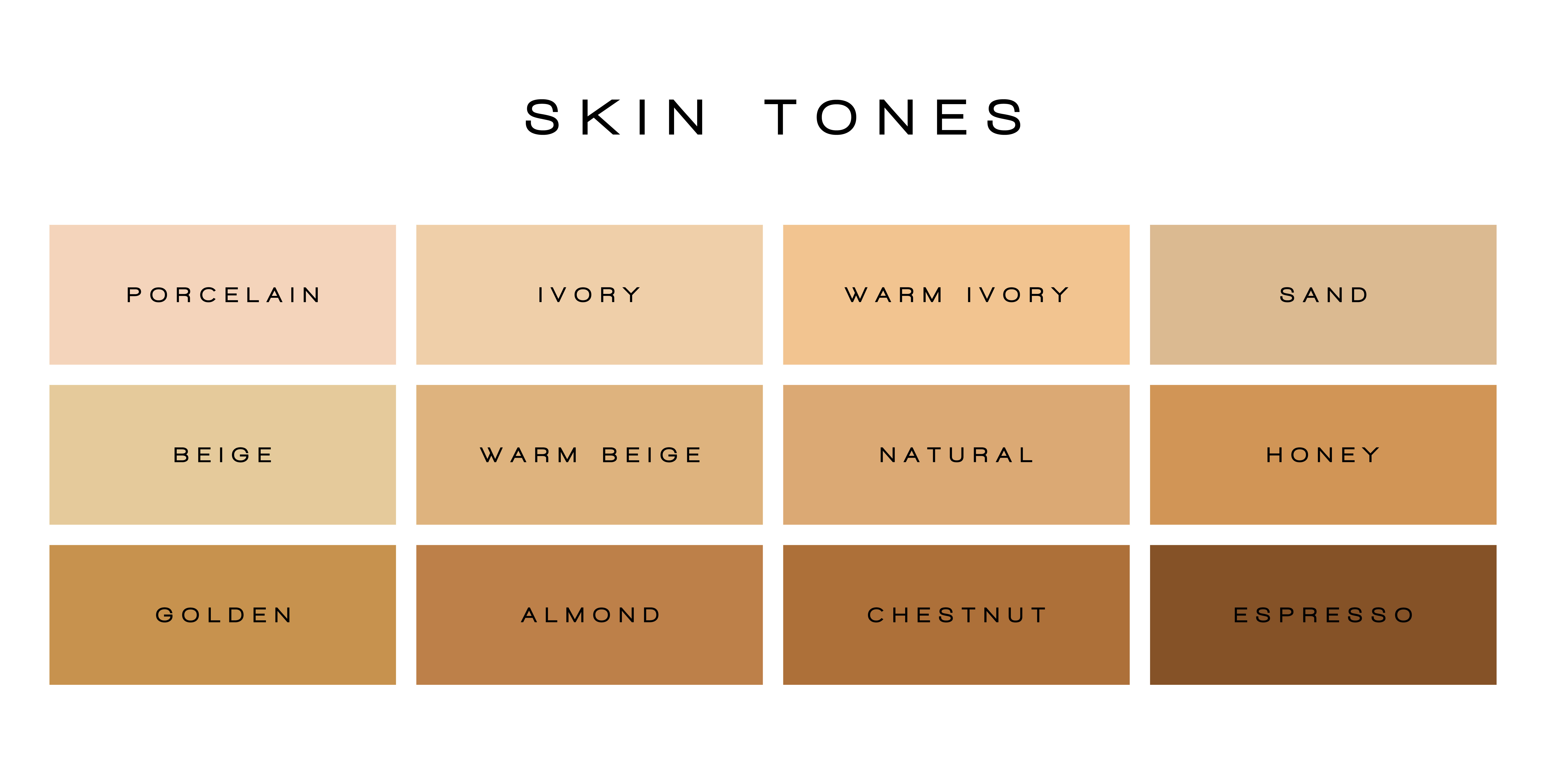 The Ultimate Guide On How To Identify Skin Undertone For