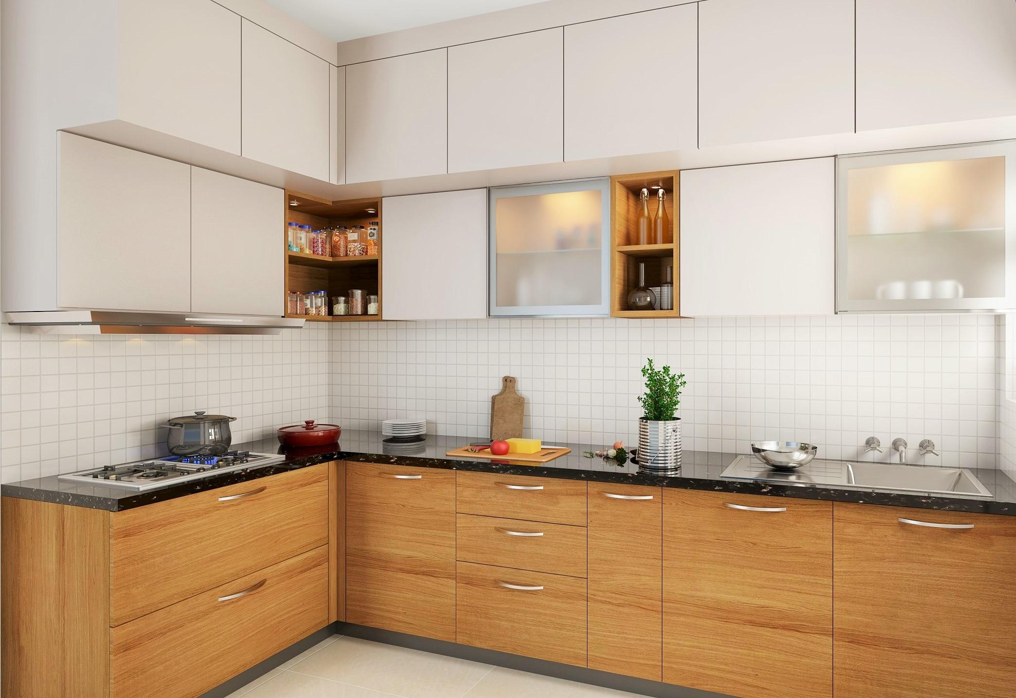 13 small kitchen design ideas that make