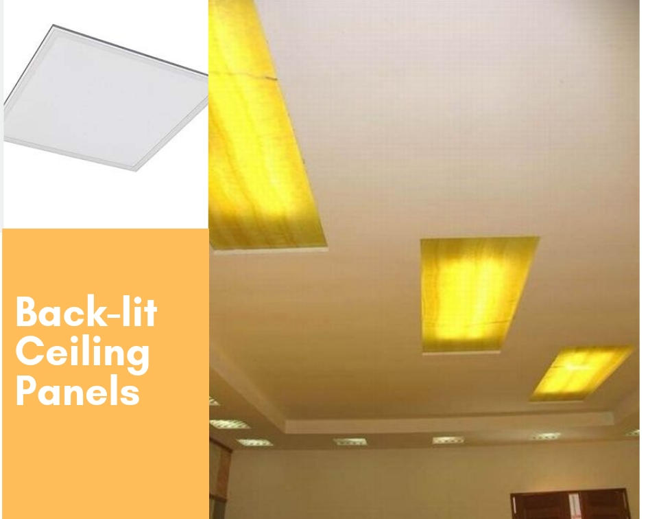 different types of false ceiling lights