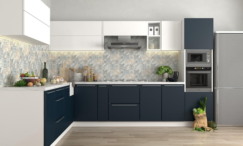 Modular Kitchen Indian Modern Kitchen Design   Novocom.top