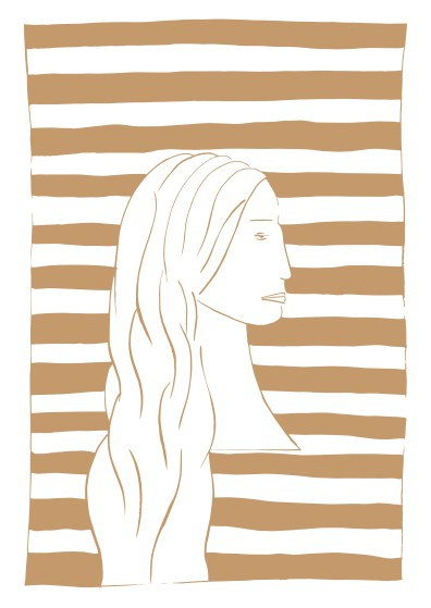 Woman Horizontal