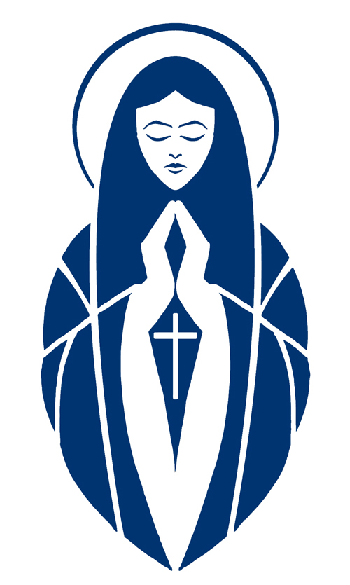 Clip art of the blessed virgin mary pics 131