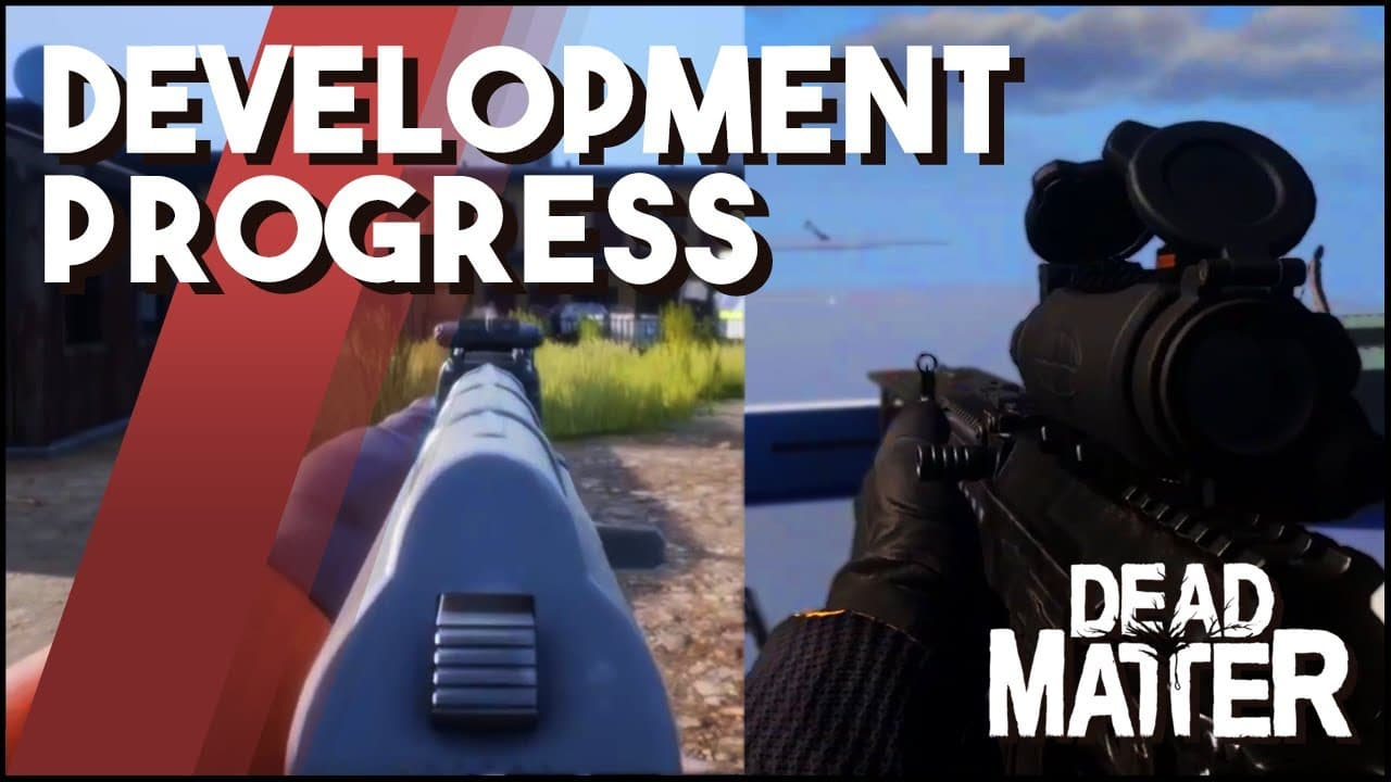 Dead Matter - How Far Have We Come? A Development Progress Comparison