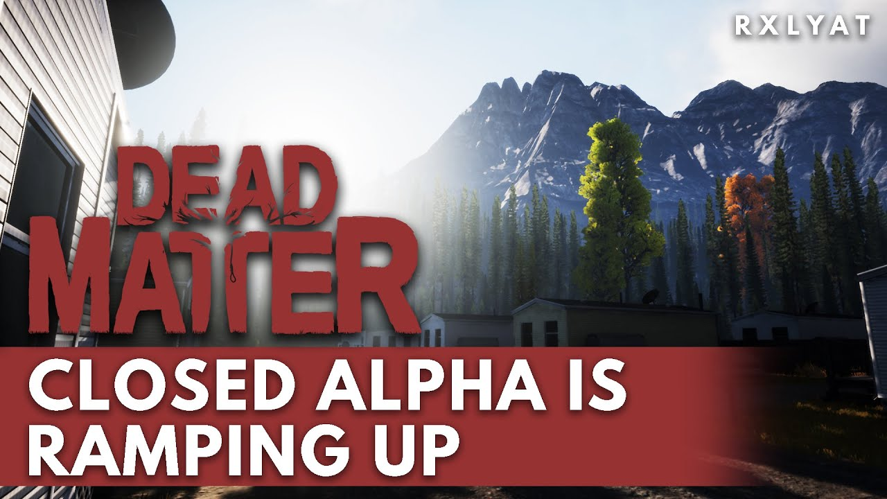 The ROADBLOCK is DONE and Closed Alpha is coming!