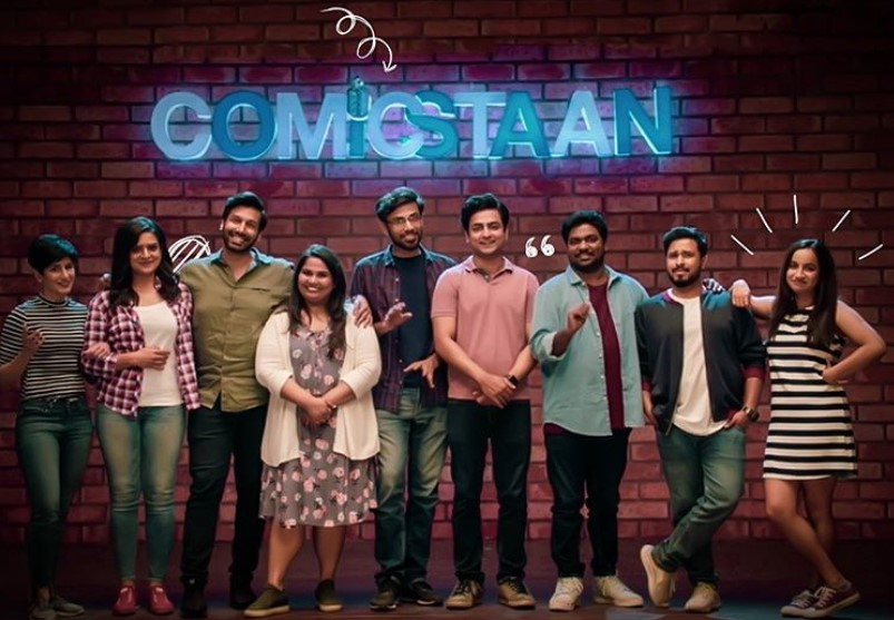 Comicstaan Season 2 Date & Judges Announced (Yes, Abish Mathew Is