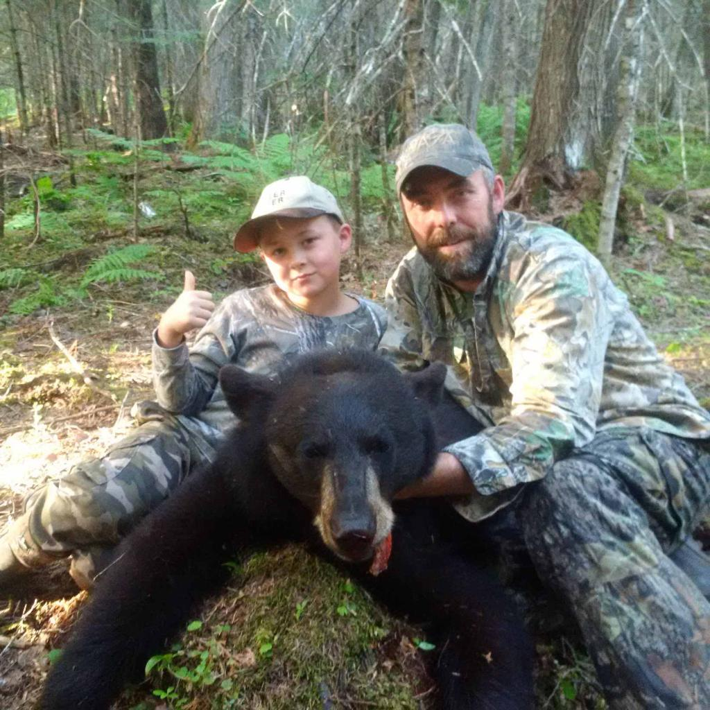 A Successful New Brunswick Bear Hunt