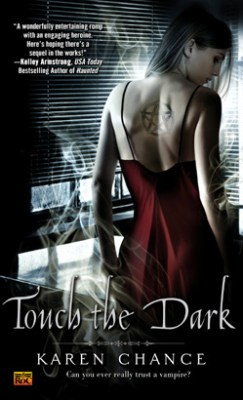 Review: Touch the Dark by Karen Chance