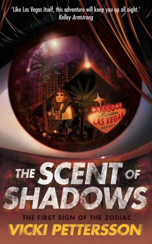 Review: The Scent of Shadows by Vicki Pettersson